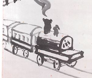 O Railway M- illust 21